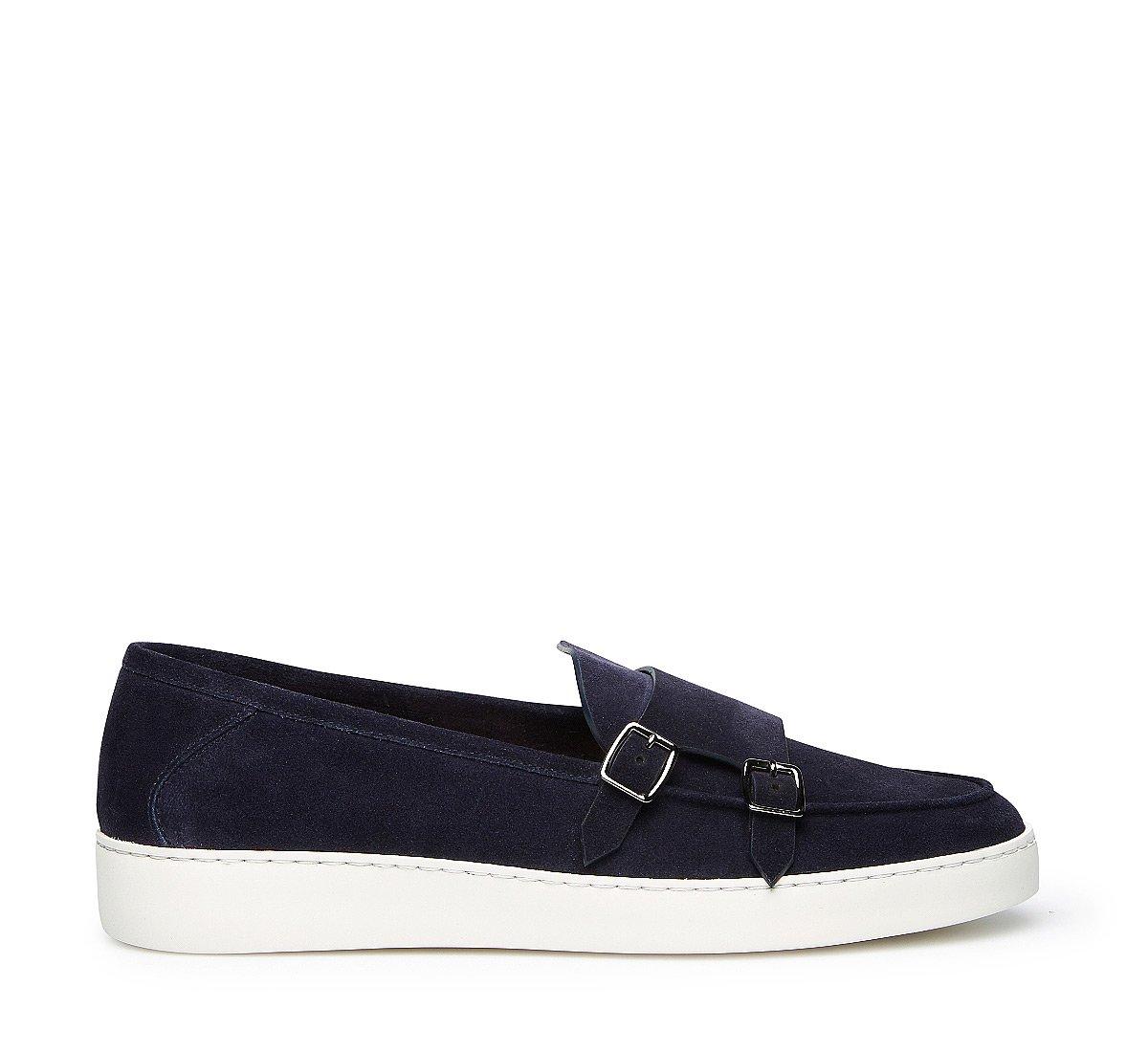JACKSON double monk strap shoes