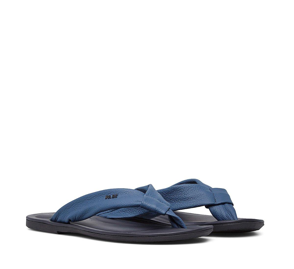 Sandalo Infradito in nappa