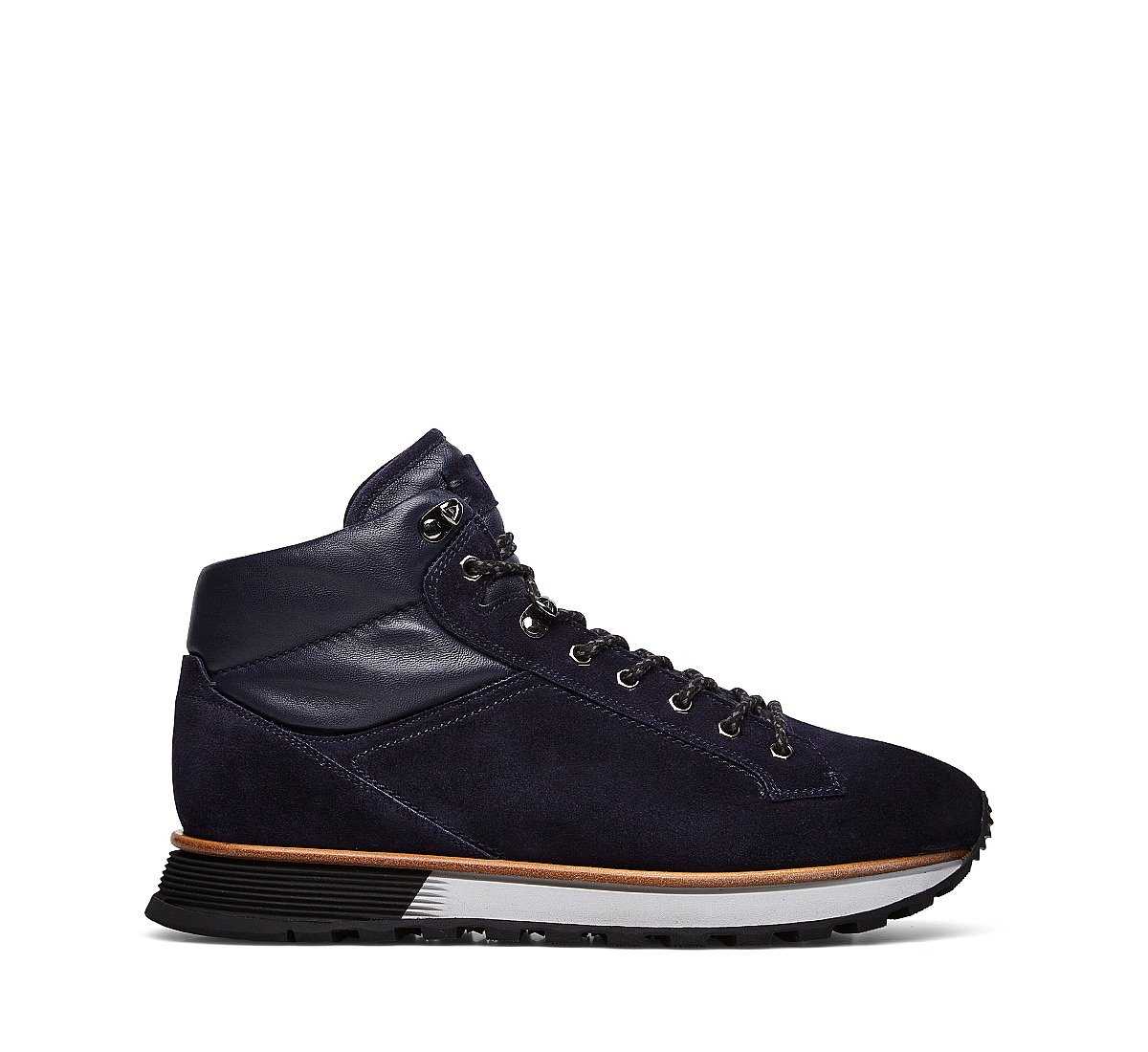 Miramonti boot in soft suede
