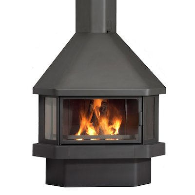 LL Calor 20 Corner Wood Fireplace