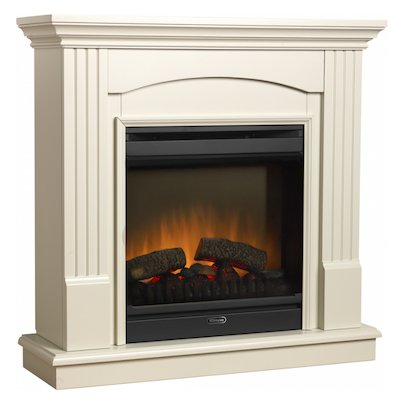 Dimplex Chadwick Optiflame Electric Fireplace Suite