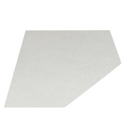 EVA 20mm Clipped Square Limestone Floor Plate (1000x1000)