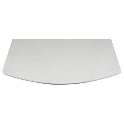 EVA 20mm Full Chord Limestone Floor Plate (500x1000)
