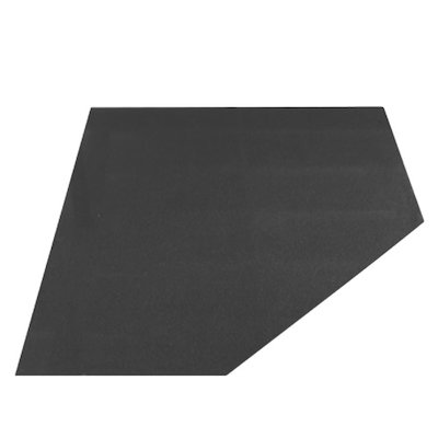 EVA 20mm Clipped Square Honed Slate Floor Plate (1000x1000)