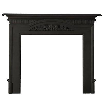 Cast-Tec Harton Cast-Iron Fireplace Surround