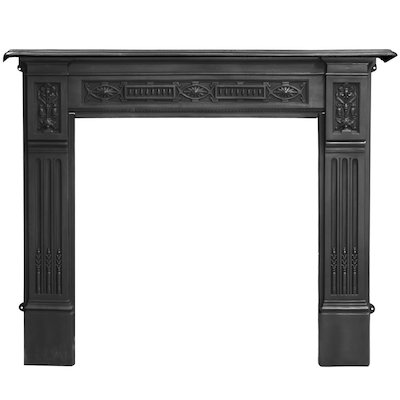 Carron Albert Cast-Iron Fireplace Surround