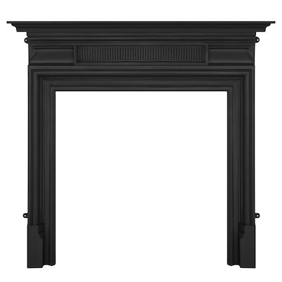 Carron Belgrave Cast-Iron Fireplace Surround