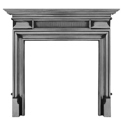 Carron Belgrave Cast-Iron Fireplace Surround