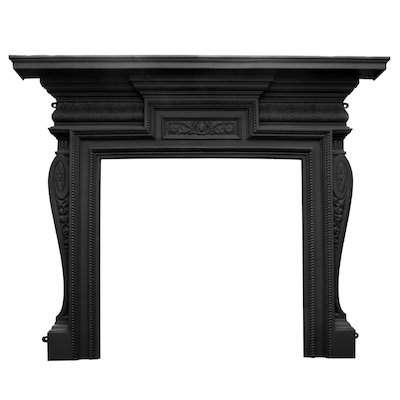 Carron Knightsbridge Cast-Iron Fireplace Surround