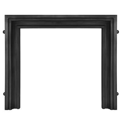 Carron Loxley Cast-Iron Fireplace Surround