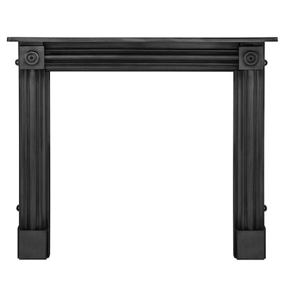 Carron Regent Cast-Iron Fireplace Surround
