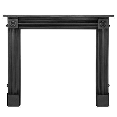 Carron Regent Cast-Iron Fireplace Surround