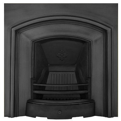 Carron London Plate Cast-Iron Fireplace Insert