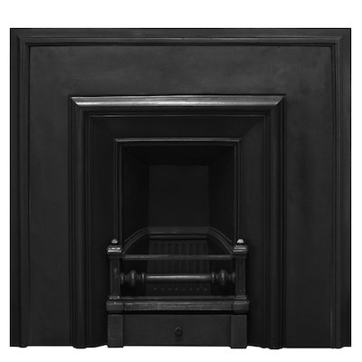 Carron Royal Narrow Cast-Iron Fireplace Insert