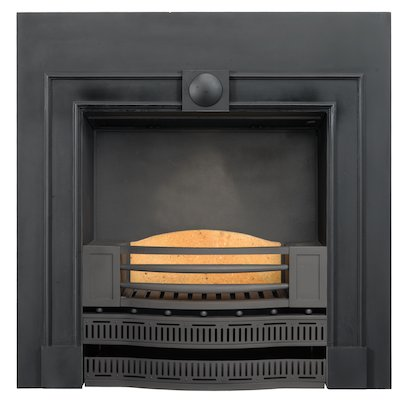 Stovax Kensington Cast-Iron Fireplace Insert