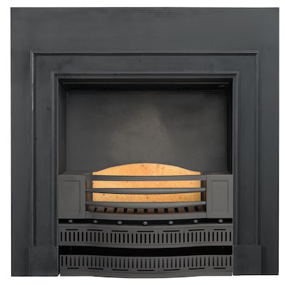 Stovax Knightsbridge Cast-Iron Fireplace Insert