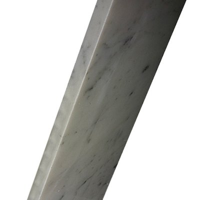 Gallery Carrara Marble Rebate Space Filler Set