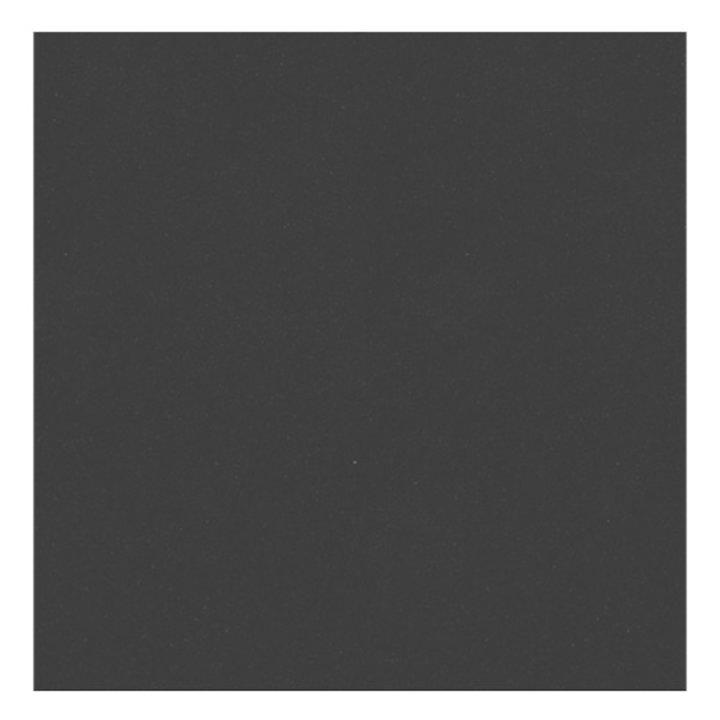 Gallery Honed Slate Flat Back Panel - Solid - Matt Black