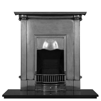 Carron Abingdon Cast-Iron Fireplace Combination