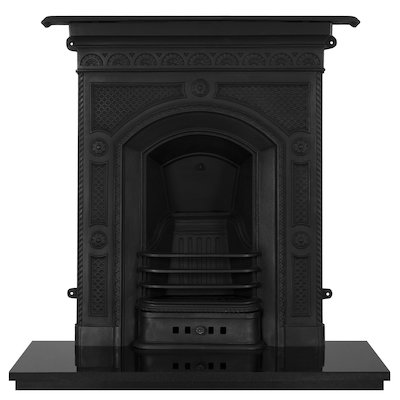 Carron Hawthorn Cast-Iron Fireplace Combination