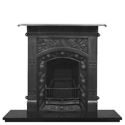 Carron Jekyll Cast-Iron Fireplace Combination