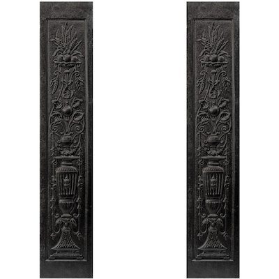 Stovax Urn Cast-Iron Fireplace Tile Panels