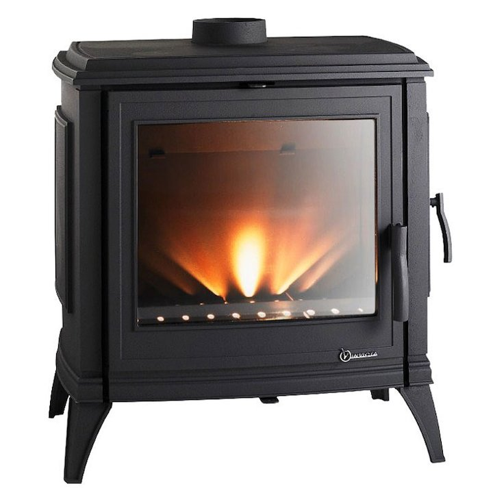 Invicta Sedan Large Wood Stove - Anthracite