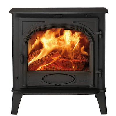Stovax Stockton 5 Wide Wood Stove