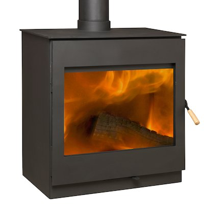 Burley Bosworth 12 Firecube Wood Stove