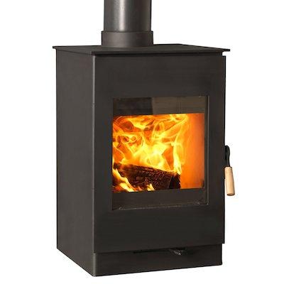 Burley Bradgate 5 Firecube Wood Stove