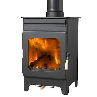 Burley Hollywell 5 Fireball Wood Stove