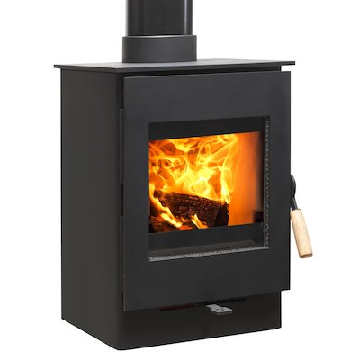 Burley Owston 3 Firecube Wood Stove