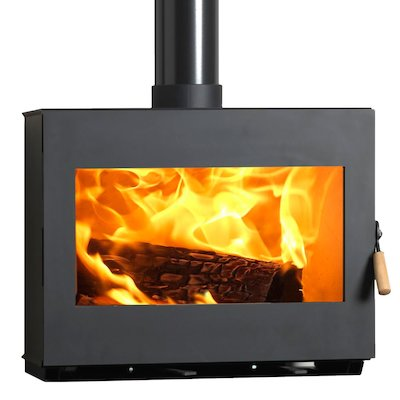 Burley Briary 7 Panoramic Wood Stove