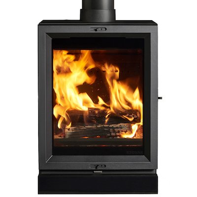 Stovax View 5 Tall Wood Stove