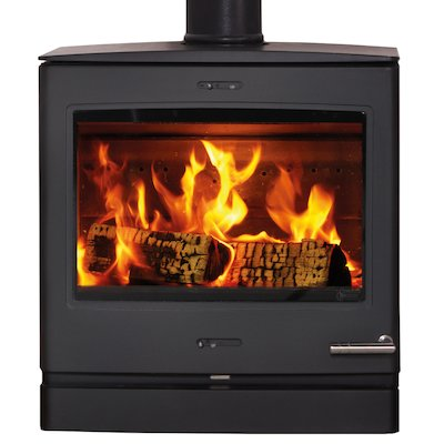 Yeoman CL5 Wide Wood Stove