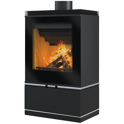 Bronpi Louvre-N Wood Stove