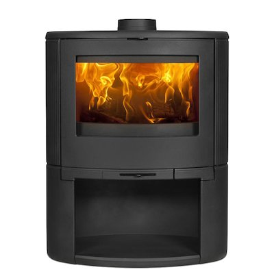 Dovre Bow Logstore Wood Stove