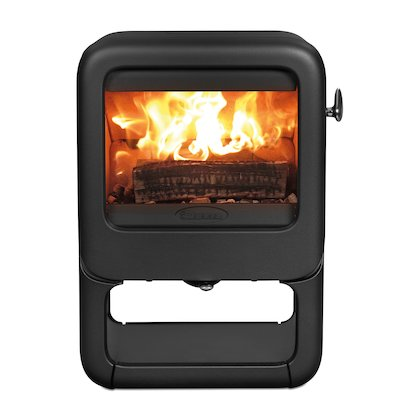 Dovre Rock 350 Logstore Wood Stove