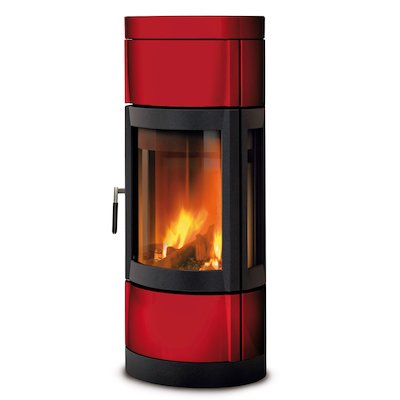 La Nordica Fortuna Panorama Wood Stove