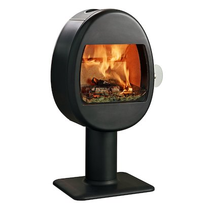 Scan 66-2 Pedestal Wood Stove