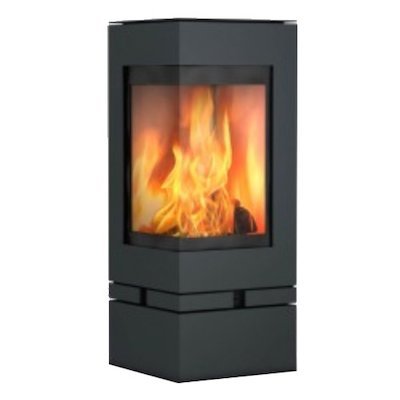 Skantherm Elements Corner Wood Stove