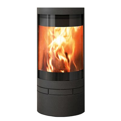 Skantherm Elements Round Wood Stove