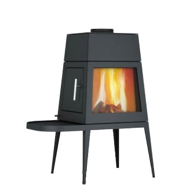 Skantherm Shaker Short Wood Stove