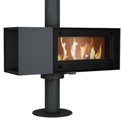 Skantherm Turn Wood Stove