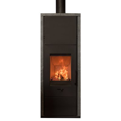 Wanders Pecan Eco Large Wood Stove