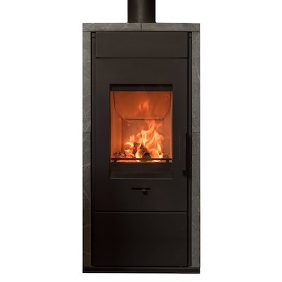 Wanders Pecan Eco Medium Wood Stove