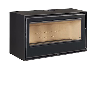 Rocal Habit 100 Wall Mounted Wood Stove