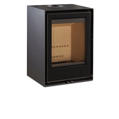Rocal Habit 50V Wall Mounted Wood Stove