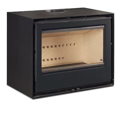 Rocal Habit 70A Wall Mounted Wood Stove