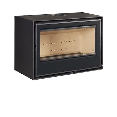 Rocal Habit 80 Wall Mounted Wood Stove